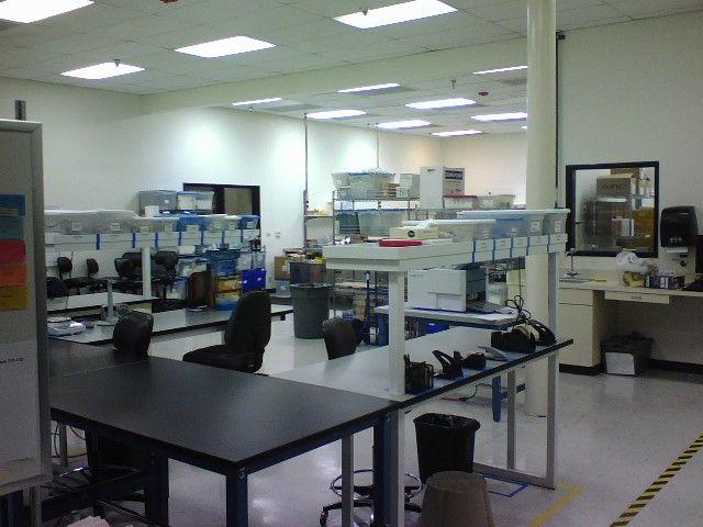 Invitrogen Laboratories - Anderson Construction, Inc.