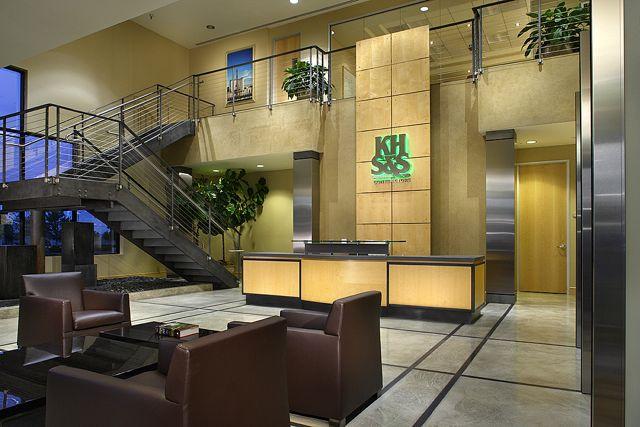 KHS&S Contractors Anaheim Office - Anderson Construction, Inc.