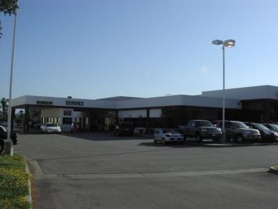Toyota TMCC/TMIS Buildings Renovation